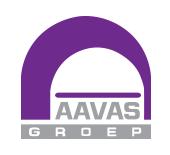 Aavas Groep logo